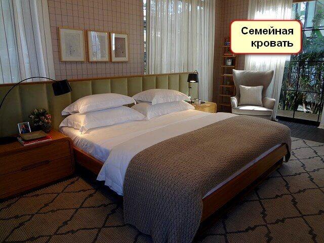 Кровать как выбрать