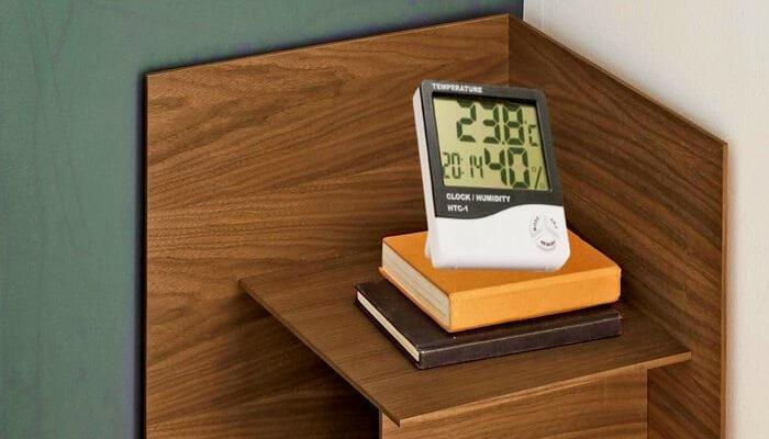 Каким прибором измеряется влажность воздуха