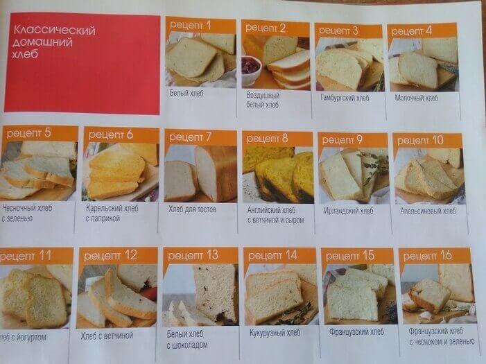 Хлебопечь - важный выбор