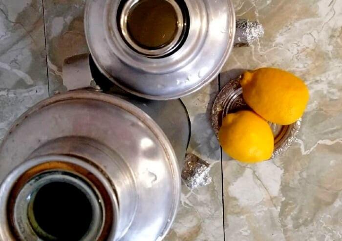 Чем очистить термос от запаха