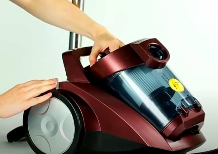 Тип пылесборника циклонный фильтр что это