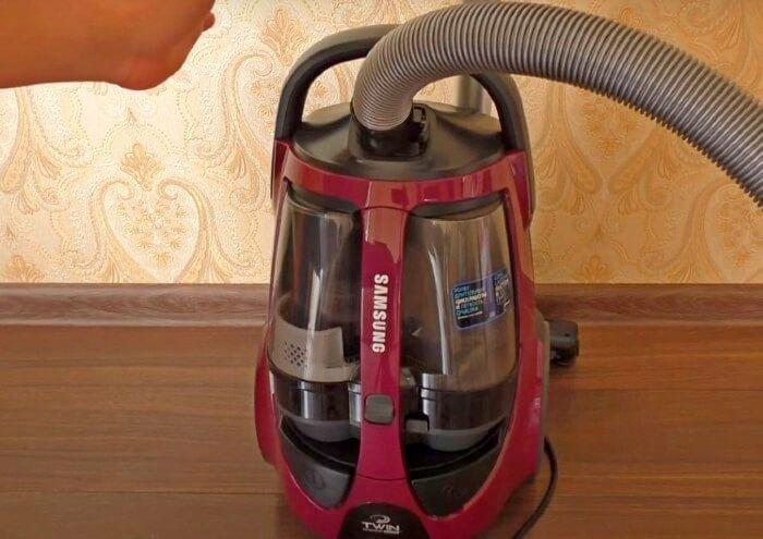 Что значит циклонный фильтр в пылесосе