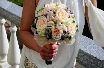 Где отпарить свадебное платье